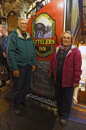 Kyteler's Inn: Good food and drink for the travelers.