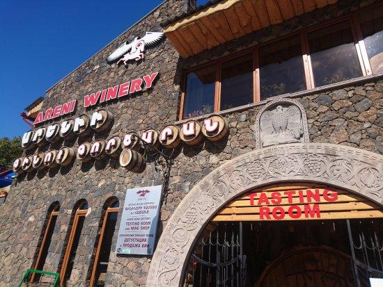 Areni Wine Factory
