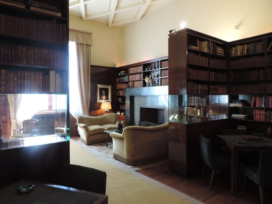 le salon art d co picture of villa necchi campiglio milan tripadvisor. Black Bedroom Furniture Sets. Home Design Ideas