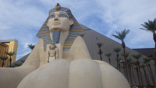 Aménagement Intérieur Picture Of Luxor Hotel Et Casino Las Vegas