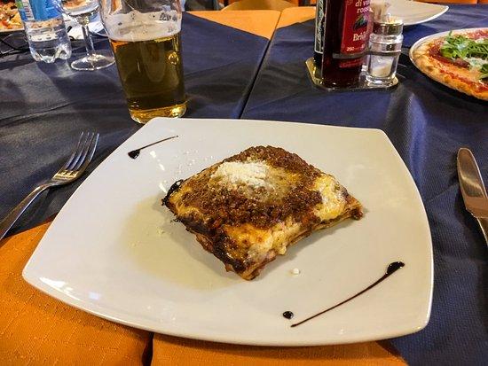 Albergo Del Sole : lasagne