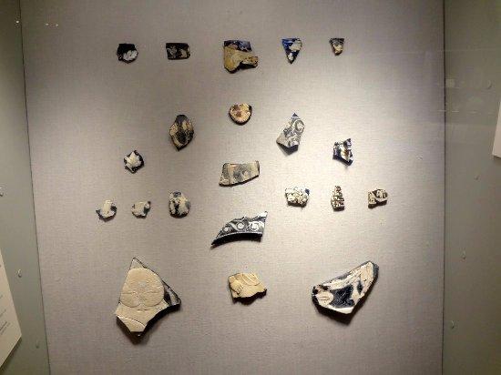 Corning, Νέα Υόρκη: Premiers morceaux de camées datant de près de 20 siècles