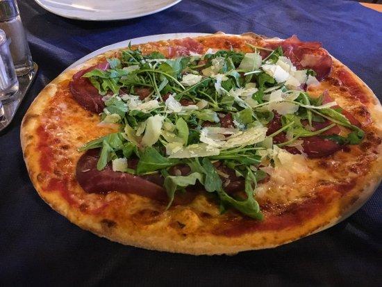 Albergo Del Sole : pizza - sole