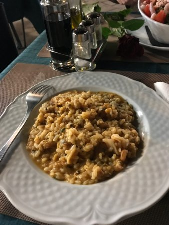 Snack Bar Castello: Good food and really nice staff!!