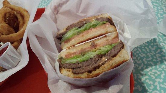 Hawthorne, CA: Frisco Burger