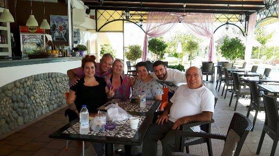 Daratsos, Grecia: Lovely family hotel