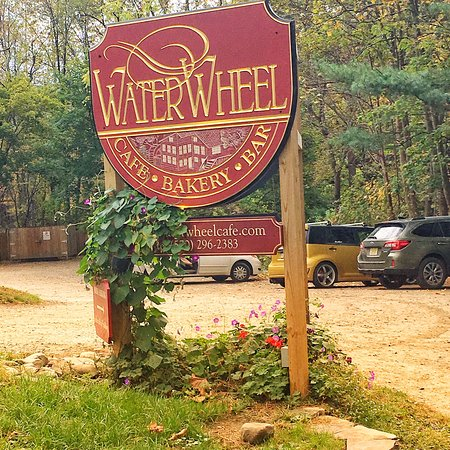 Waterwheel Cafe Bakery And Bar