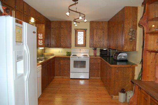 Fernie, Kanada: Kitchen