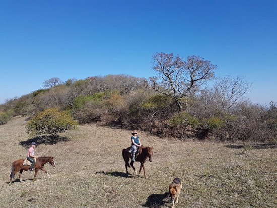 Casa Hernandez: Paardrijden