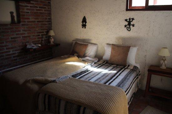 Casa Hernandez: Slaapkamer van de Globies Inn