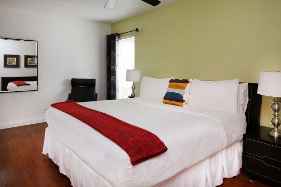 Foto de The Cabanas Guesthouse & Spa