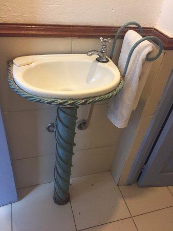 Posada del Angel: cute sink