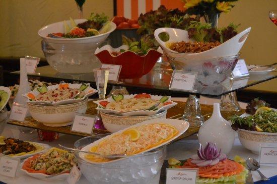 Brunch picture of ali baba dubai tripadvisor for Ali baba s middle eastern cuisine