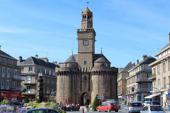 Porte Horloge | Vire, Calvados, Basse-Normandie, France
