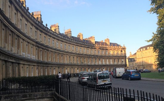 Photo of The Circus in Bath, , GB