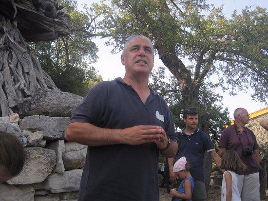 Trenino Supramonte: Prof. Giampaolo Porcu