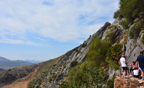 Pileta Caves (Cueva de la Pileta) : ....
