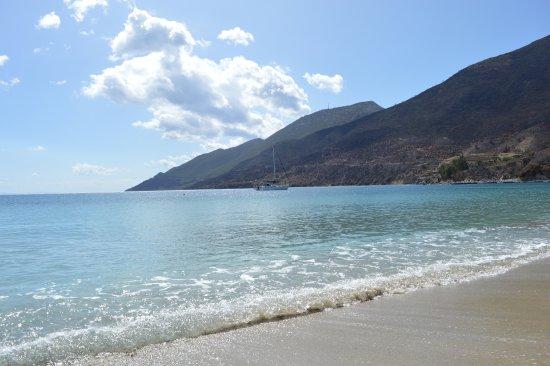 Skoutari, Greece: Παραλία Σκουταριου