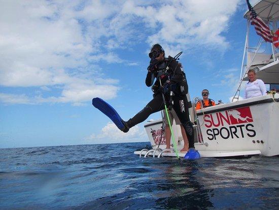 Sun Sports Charter and Scuba