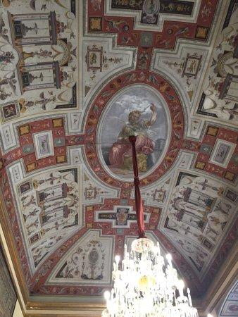 Palazzo Medici Riccardi: Uno de los techos