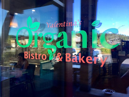 Grass Valley, CA: Valentina's Bistro and Bakery