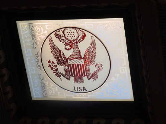 Michigan State Capitol: The Great Seal
