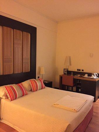 Hotel Lisboa: Quarto de casal