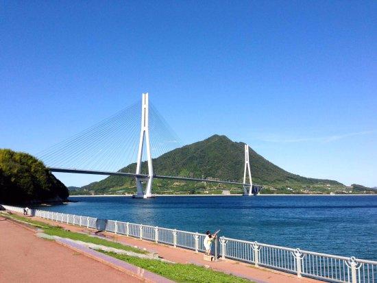 Michi-no-Eki Imabari City Tatara Shimanami Park