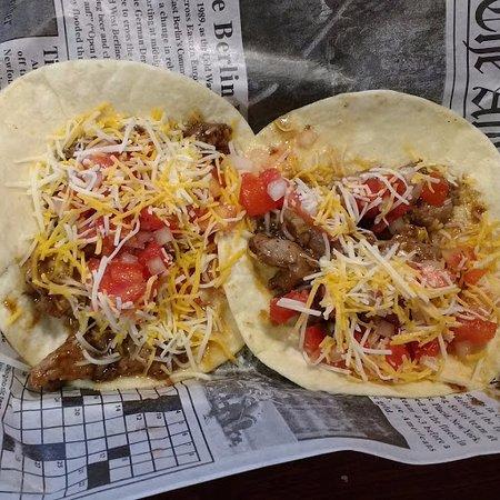 Pittsfield, MA: Berkshire Tacos (STeak)
