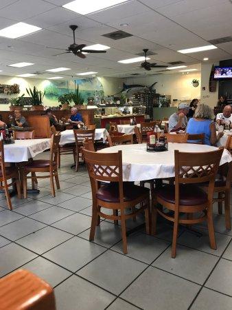 Captain brian 39 s seafood market sarasota menu prices for Sarasota fish restaurants