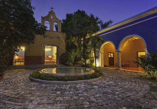 Tixkokob, Meksika: San Jose Chapel