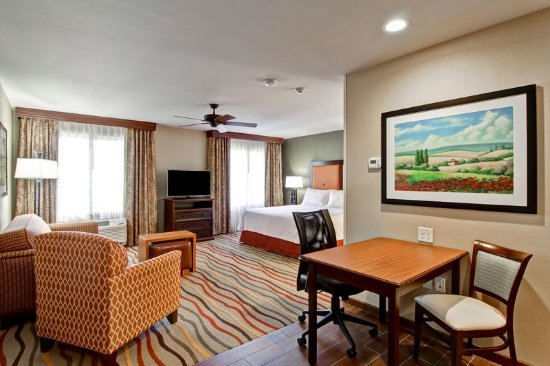 Richland, WA: 1 King Studio Suite