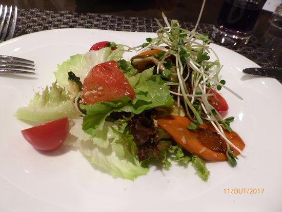 Cafe Lautrec: saladinha