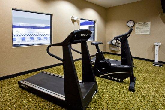 Clanton, AL: Fitness Center