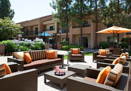 Pleasanton, CA: Outdoor Patio