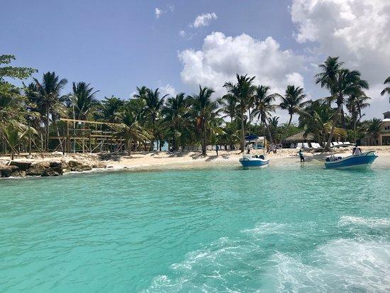 Bayahibe, Δομινικανή Δημοκρατία: Isla Saona Snorkeling Excursion