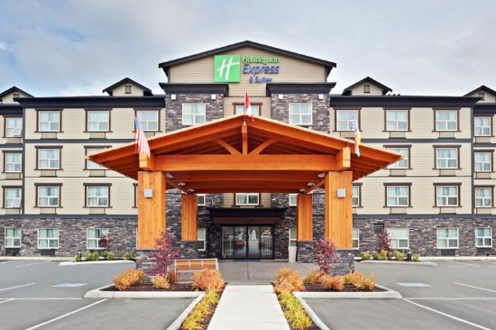 Holiday Inn Express Hotel & Suites Courtenay Comox Valley SW: Holiday Inn Express Courtenay Comox Valley