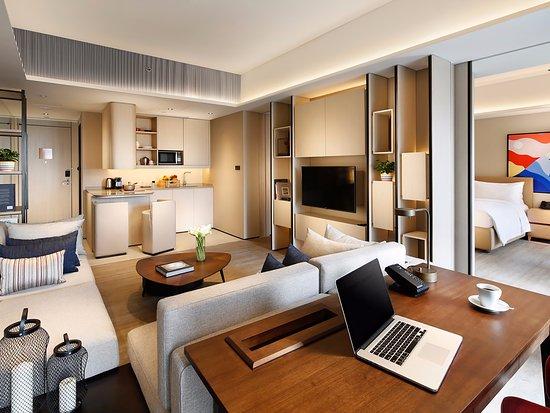 Artyzen Habitat Dongzhimen Beijing, hôtels à Pékin