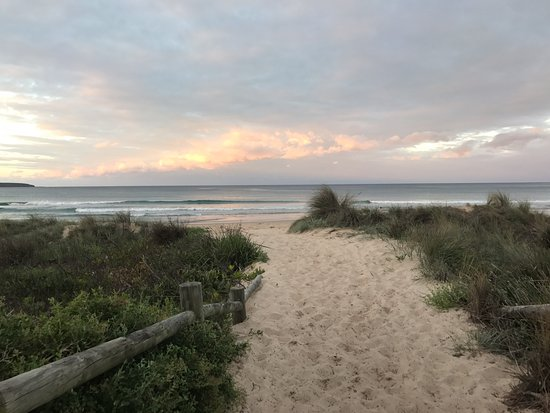 Discovery Parks BIG4 - Pambula Beach: my absolute favourite place :)