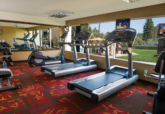 Courtyard Los Angeles Woodland Hills: Fitness Center
