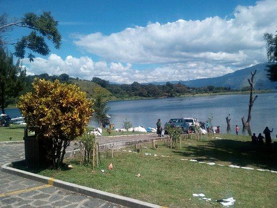 Lake Atitlan: Playa de San Lucas Toliman