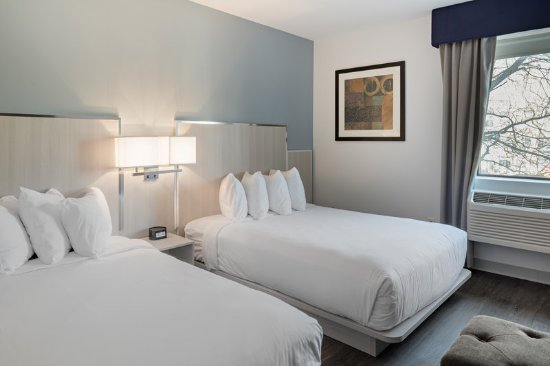 The Gatsby Hotel: Guest Room