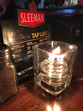 Sleeman tap list, Lantzville Village Pub,7197 Lantzville Road | Lantzville, BC