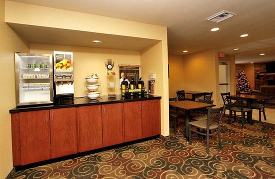 Cobblestone Hotel Suites Seward Ne Breakfast