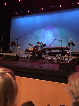 Stage is set and ready to go, The Port Theatre , 125 Front St, Nanaimo, British Columbia
