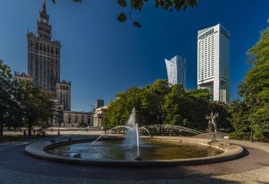 InterContinental Hotel Warsaw: Scenery / Landscape