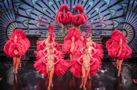 Paris Moulin Rouge VIP Tickets and...