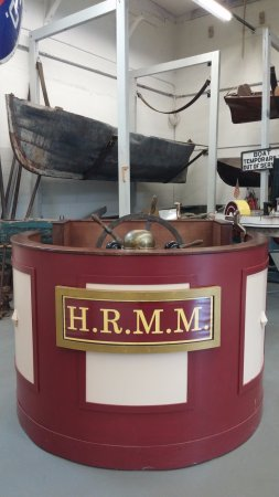 Kingston, NY: HR Maritime Museum - Rondout Lighthouse 6