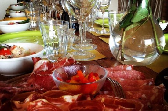 Private Organic Winery Tour and...