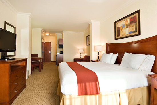 Holiday Inn Express Hotel & Suites Klamath Falls: Suite